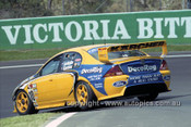 201770 - M. Larkham & W. Gardner, Ford Falcon AU - Bathurst 2001 - Photographer  Marshall Cass