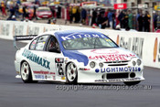 201776 - T. Wyhoon & R. Salmon, Ford Falcon AU - Bathurst 2001 - Photographer  Marshall Cass