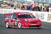 201782 - M. Noske & C. Baird, Ford Falcon AU - Bathurst 2001 - Photographer  Marshall Cass