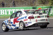 201785 - N. Petty & R. Kelly, Holden Commodore VX - Bathurst 2001 - Photographer  Marshall Cass