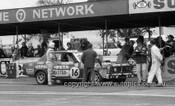 72761 - Trevor Meehan, Falcon XY GTHO - Bathurst 1972- Photographer Lance J Ruting