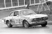 72772 - R. Harrison & M. Robertson, Alfa Romeo GTV - Bathurst 1972- Photographer Lance J Ruting