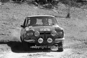 72911 - Evan Green and Roy Denny - Ford Escort - KLG Rally 1972- Photographer Lance J Ruting