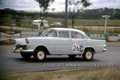 620005 - R. & B. Marshall, Holden FB - Bathurst Six Hour Classic - 30th September 1962 - Photographer Bruce Wells.
