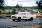 620007 - B. Shaw & B. Murray, Fiat 2300 - Bathurst Six Hour Classic - 30th September 1962 - Photographer Bruce Wells.
