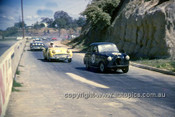 620014 -  Brian Sampson, Austin A30 - Hume Weir 23rd September 1962 - Photographer Bruce Wells.