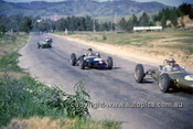 620023 -  Leo Geoghegan, Lotus 20 - Hume Weir 23rd September 1962 - Photographer Bruce Wells.