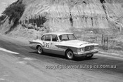 620033 -  Ern Abbott, Chrysler Valiant - Hume Weir 26th December 1962 - Photographer Bruce Wells.