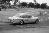 620034 -  Ern Abbott, Chrysler Valiant - Hume Weir 26th December 1962 - Photographer Bruce Wells.
