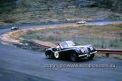 620046 -  G. Phipps, Jaguar XK120 - Catalina Park Katoomba  1962 - Photographer Bruce Wells.