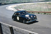 620053 -  Ian (Pete) Geoghegan, Jaguar - Catalina Park Katoomba  1962 - Photographer Bruce Wells.