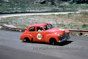 G. Ryan, Holden FX - Catalina Park Katoomba  1962 - Photographer Bruce Wells.