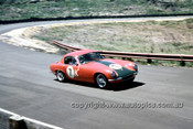 620062 - Brian Foley, Lotus Elite - Catalina Park Katoomba  1962 - Photographer Bruce Wells.