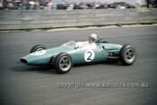 620077 -  G. Youl, Brabham - Catalina Park Katoomba  1962 - Photographer Bruce Wells.
