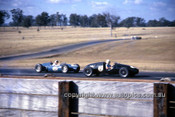 620081 -  B. Collison, Cooper & Kevin Bartlett, Lynx - Oran Park September 1963 - Photographer Bruce Wells.