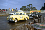 630001 -  Des West, Holden FX- Catalina Park Katoomba  1963 - Photographer Bruce Wells.