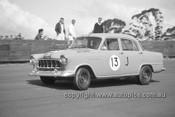 630006 -  Bruce McPhee, Holden FE - Catalina Park Katoomba  1963 - Photographer Bruce Wells.