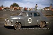 B. Stewart, Holden FX - Catalina Park Katoomba  1963 - Photographer Bruce Wells.