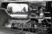 630016 -  K. Catt, Lancia Lambda Engine - Catalina Park Katoomba  1963 - Photographer Bruce Wells.
