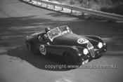630019 - G. Phipps, Jaguar XK120 - Catalina Park Katoomba  1963 - Photographer Bruce Wells.