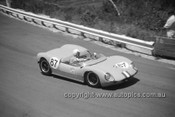 630020 - Frank Matich, Lotus 19 - Catalina Park Katoomba  1963 - Photographer Bruce Wells.