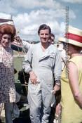630034 -  Graham Hill - Lakeside International 1963 - Photographer Bruce Wells.