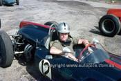 630040 - Jim Palmer, Cooper Climax - Lakeside International 1963 - Photographer Bruce Wells.