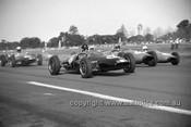 630052 - Leo Geoghegan, Lotus 22 - Warwick Farm 1963 - Photographer Bruce Wells.