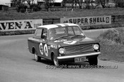 640003 - Spencer Martin & Bill Brown, Vauxhall Viva -  Armstrong 500 Bathurst 1964 - Photographer Bruce Wells