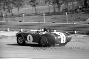650463 - Ken Miles, Shelby 427 Cobra - Australian Tourist Trophy Race, Lakeside 1965 - Photographer Bruce Wells