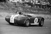 650464 - Ken Miles, Shelby 427 Cobra - Australian Tourist Trophy Race, Lakeside 1965 - Photographer Bruce Wells