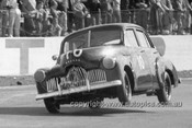 Midge Bosworth, Holden FX - Oran Park 1965 - Photographer Bruce Wells