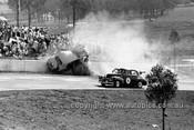 650474 - John Buchelin, Holden FX - Oran Park 1965 - Photographer Bruce Wells