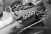 660003 -  Graham Hill, BRM - 1966 Warwick Farm Tasman Series - Photographer Bruce Wells