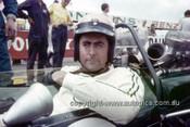 670004 -  Jack Brabham, Brabham BT23A Repco V8 - 1967 AGP, Warwick Farm Tasman Series - Photographer Bruce Wells