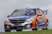 13003 - Tim Slade - Mercedes E63 AMG - Eastern Creek -2013 - Photographer Craig Clifford