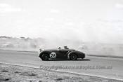 62435 - Allan Moffat Triumph TR3A - Calder 1962 - Photographer Peter D'Abbs