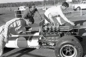 68605 - Leo & Pete Geoghegan, Lotus 39 Repco - Oran Park 19th July 1968 - Photographer David Blanch