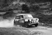 71962 - J. Dick & G. Roser, Morris Cooper - KLG Rally 1971 - Photographer Lance J Ruting