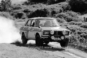 72920 - Doug Chivers & Peter Brown, Galant - KLG Rally 1972 - Photographer Lance J Ruting