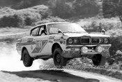 72921 - Andrew Cowan / John Bryson, Lancer - KLG Rally 1972 - Photographer Lance J Ruting