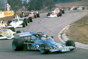 76659 - John Goss, Matich A53 & Max Stewart, Lola T440 - Oran Park Tasman Series 1976 - Photographer Lance J Ruting