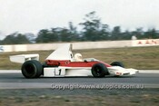 76661 - John Mc Cormack, McLaren M23 - Oran Park Tasman Series 1976 - Photographer Lance J Ruting