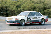 81070 - Warren Cullenck Commodore VC - Sandown 1981 - Photographer Peter D'Abbs