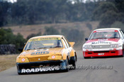84077 - A. Grice / S. Harrington - Holden Commodore VK  - Oran Park 1984 - Photographer Ray Simpson