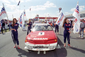 90760  -  J. Richards / M. Skaife  - Nissan Skyline GT-R - Bathurst 1990 - Photographer Ray Simpson