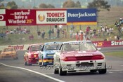 90761  -  J. Richards / M. Skaife  - Nissan Skyline GT-R - Bathurst 1990 - Photographer Ray Simpson