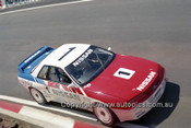 90762  -  J. Richards / M. Skaife  - Nissan Skyline GT-R - Bathurst 1990 - Photographer Ray Simpson
