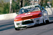 90767  -  J. Richards / M. Skaife  - Nissan Skyline GT-R - Bathurst 1990 - Photographer Ray Simpson