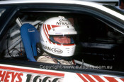90769  -  Mark Skaife  - Nissan Skyline GT-R - Bathurst 1990 - Photographer Ray Simpson